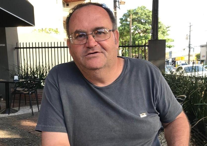 """Carlos Enrique Santana: """"A questão dos direitos humanos é negocial. Eu sento na frente de bandido econverso"""""""