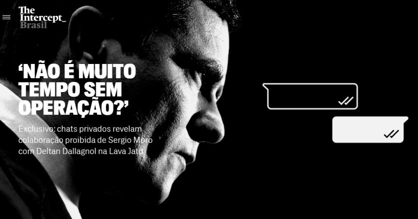 Movimento Nacional vê ataque aos direitos humanos em conversas vazadas da LavaJato