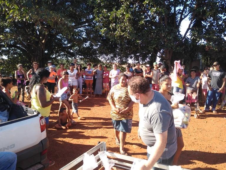 Movimento Solidário de Londrina vê inércia dos governos em atender mais vulneráveis àpandemia