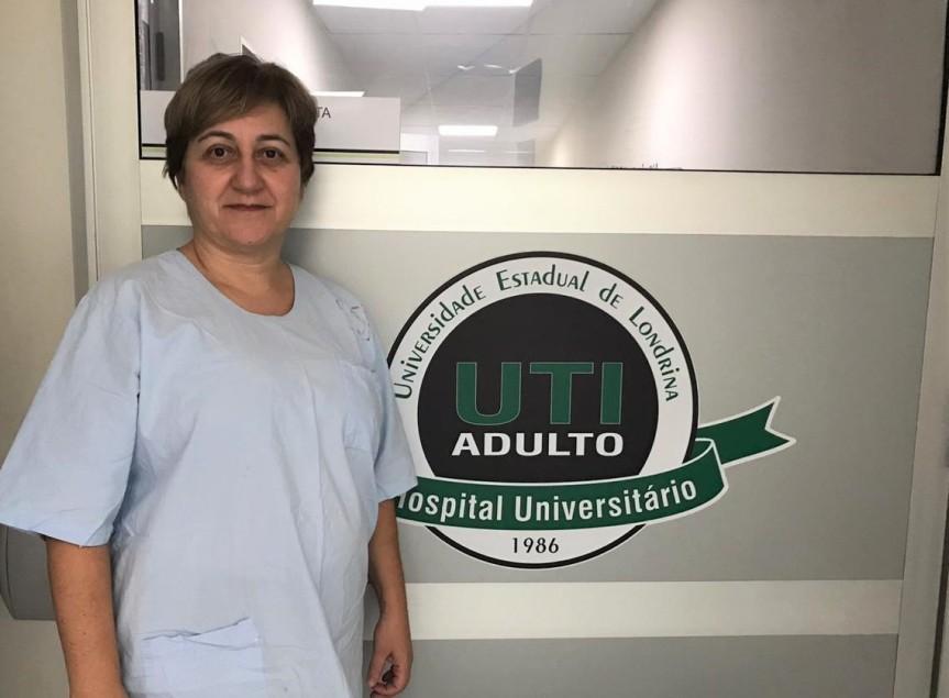 """""""Meu maior receio são os surtos intra-hospitalares"""", diz médica de Londrina sobreCovid-19"""